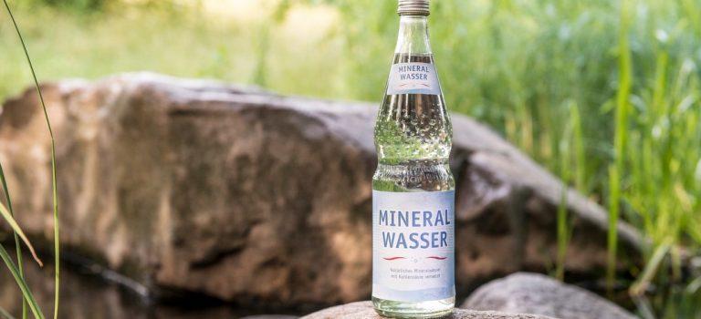 Mineralwasser – Gesund den Durst stillen